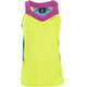La Sportiva Joy Tank Women Apple Green/Cobalt Blue